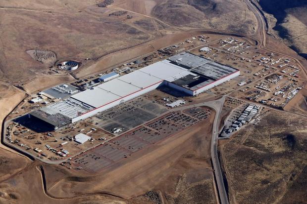 Tesla uruchomiła Gigafactory