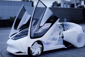 Auto ze sztuczną inteligencją od Toyoty
