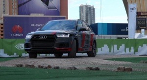 NVIDIA na pokładzie Audi
