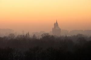 Z powodu smogu mieszkańcy Wrocławia nie powinni wychodzić z domu
