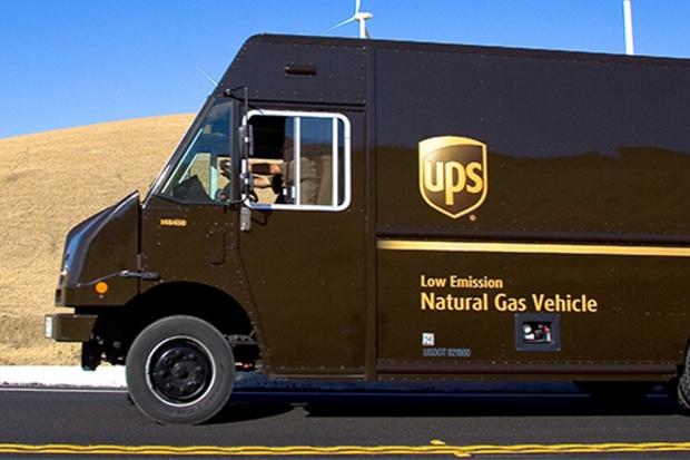 UPS traci na silnym dolarze