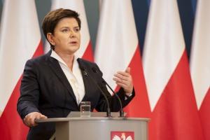Premier Szydło: rząd zajmie się problemem smogu