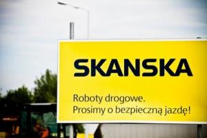Skanska ma drogowy kontrakt za prawie 42 mln zł