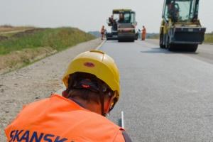 Skanska uszczupli drogowy biznes w Polsce. Jest zgoda na sprzedaż
