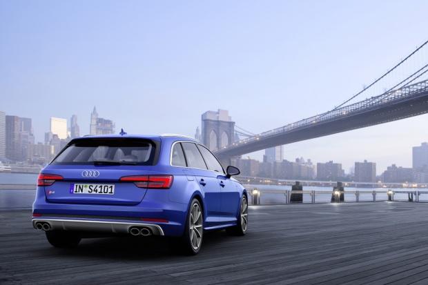 A4 i Q7 ciągną rekordowy wynik Audi