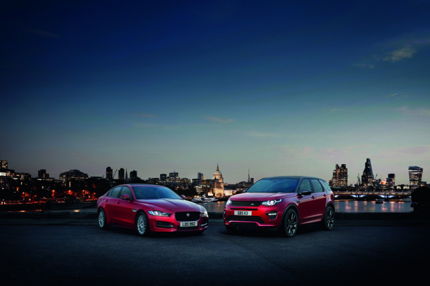 Rekordowy rok Jaguar Land Rover w Polsce