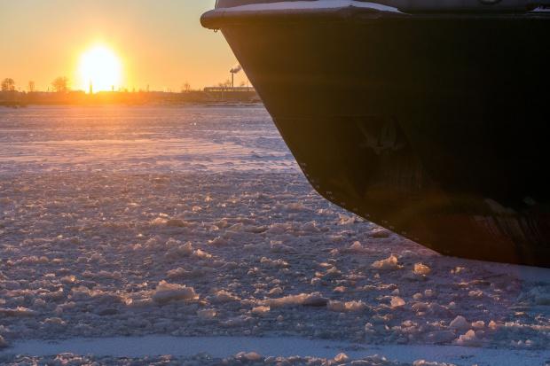 Dwa nowe lodołamacze zabezpieczą wiślany Zbiornik Włocławski