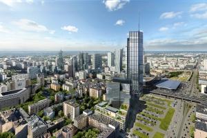 Ruszyła budowa 230-metrowego wieżowca w centrum Warszawy