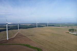 PGE Energia Odnawialna zwiększa efektywność turbin wiatrowych