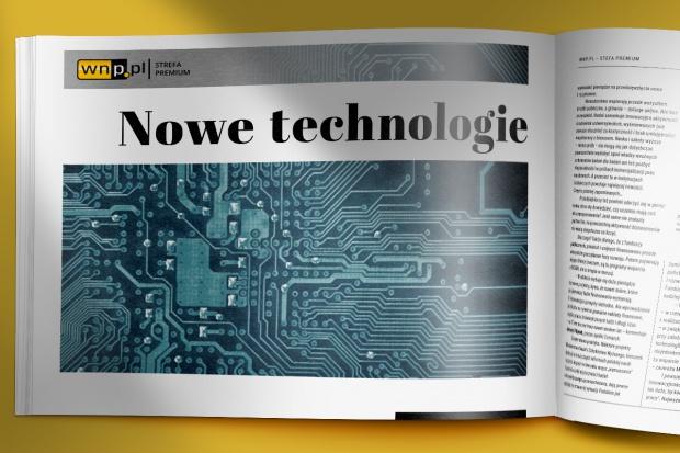 Branża w pigułce: nowe technologie