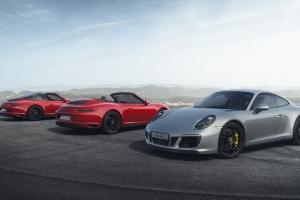 Nowe modele Porsche 911 GTS