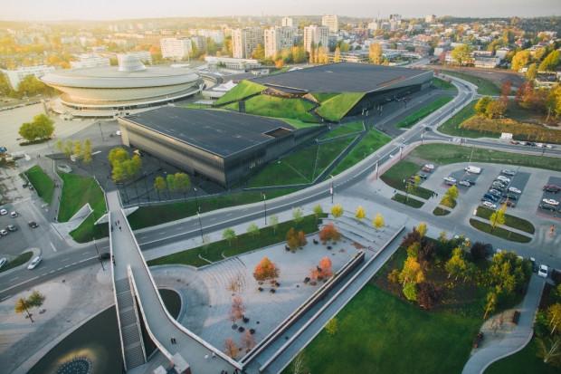 Międzynarodowe Centrum Kongresowe - kluczowy obiekt COP24 Katowice