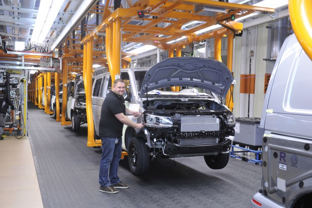 Volkswagen Poznań z największą produkcją w historii