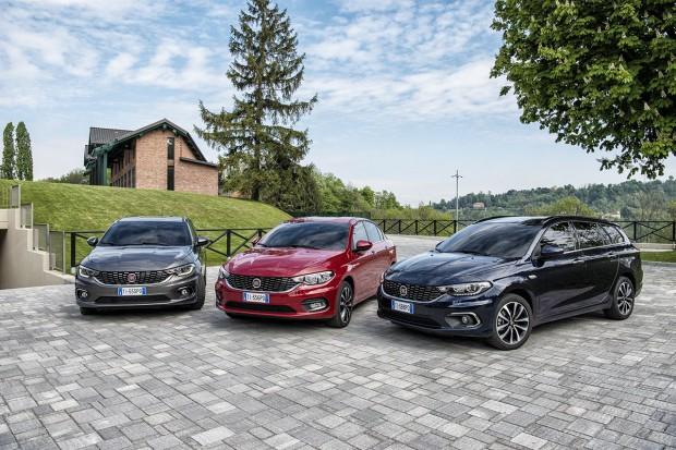 Dzięki Tipo Fiat przekroczył już ubiegłoroczną sprzedaż w Polsce