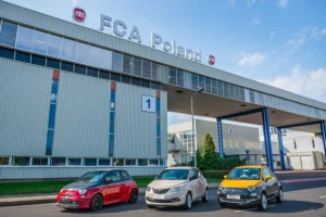 Fabryka FCA w Tychach zwiększyła produkcję samochodów