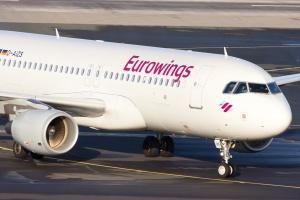 Przymusowe lądowanie samolotu linii Eurowings w Kuwejcie; alarm bombowy