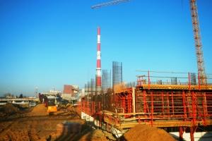 Spalarnia odpadów PGE w Rzeszowie gotowa prawie w 1/3