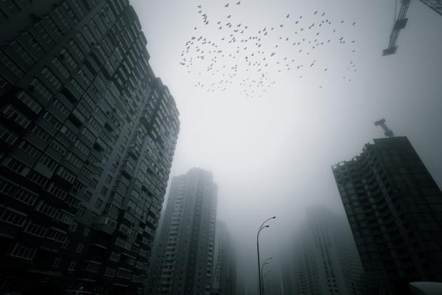 Miasta w smogu. Konieczne działania ws. jakości paliw spalanych w piecach