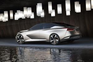 Sedan przyszłości według Nissana
