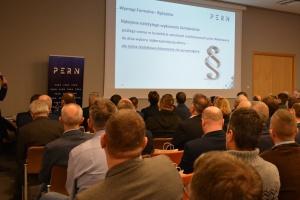 110 firm zainteresowanych współpracą z PERN