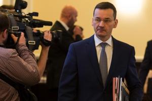 Morawiecki w Davos chce łowić inwestycje do Polski