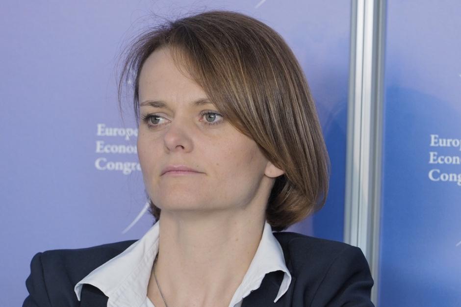 Jadwiga Emilewicz, wiceminister rozwoju. Fot. PTWP