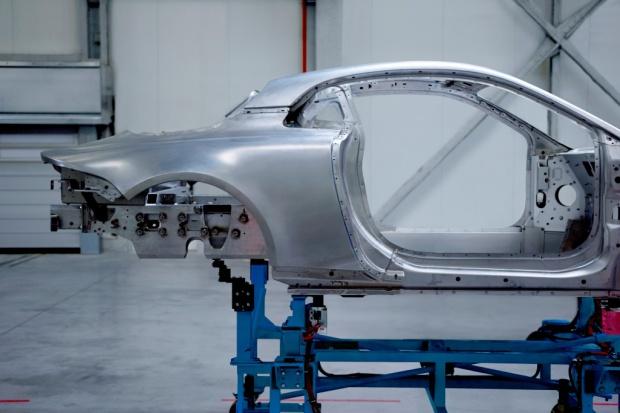 Renault Alpine będzie aluminiowe