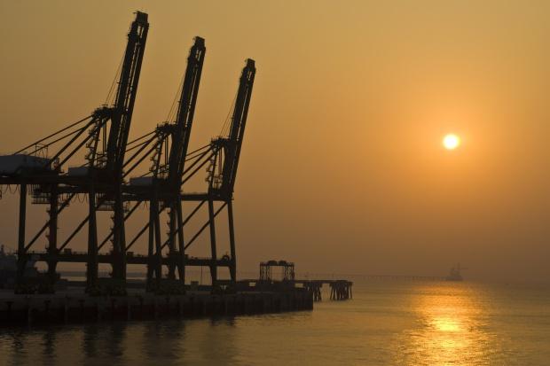 Światowy przemysł okrętowy cofnął się do 1991 r.