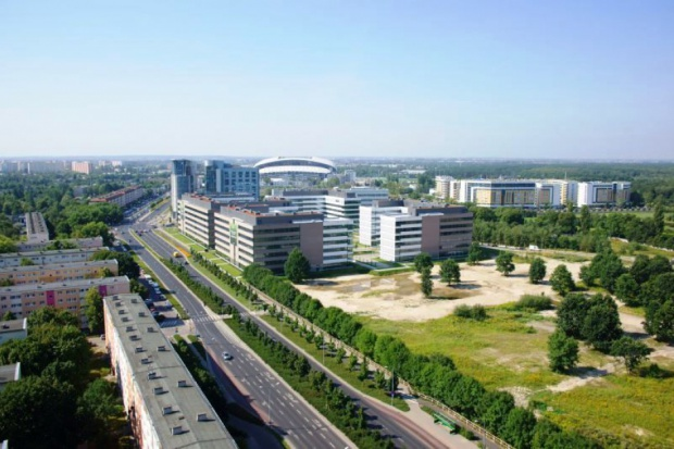 Porr wybuduje pięć biurowców w Poznaniu