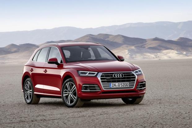 Ośmiomilionowe Audi z napędem quattro