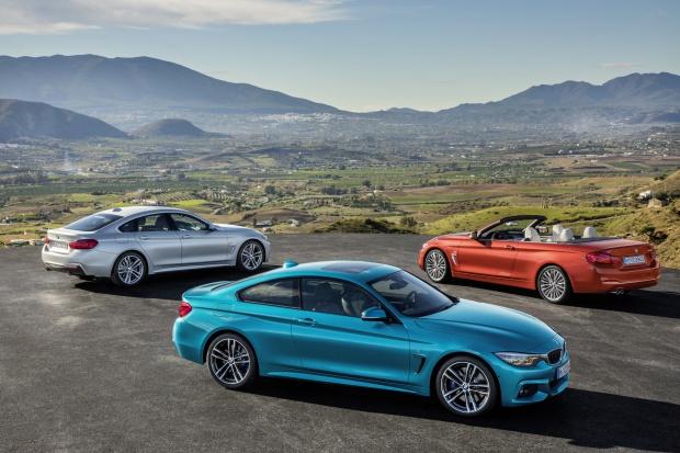 Odmłodzone BMW serii 4
