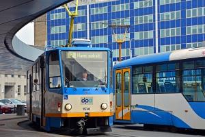 Część tramwajów dla Ostrawy będzie montowana w Siedlach