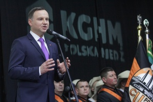 Warta 2,5 mld złotych instalacja w KGHM uruchomiona z udziałem prezydenta