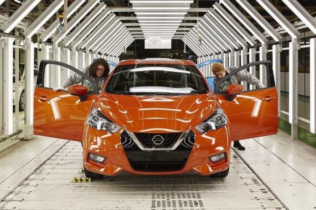 Nissan Micra będzie pochodził z Francji