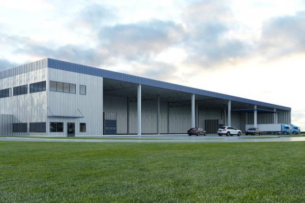 Panattoni wybudowało zakład dla firmy motoryzacyjnej