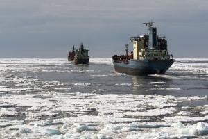 Rośnie popularność szlaków arktycznych. Są jednak istotne bariery