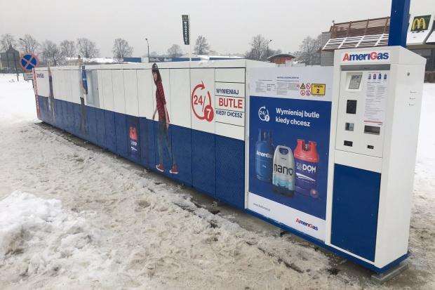 Butlomaty mają pomóc zgazyfikować Polskę