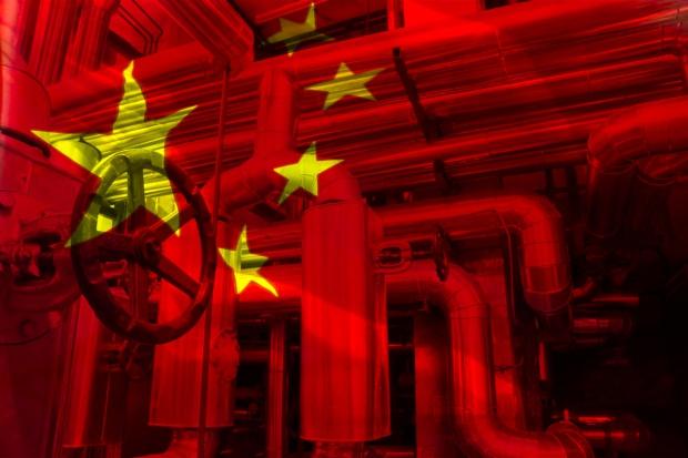 Chiny stawiają na gaz