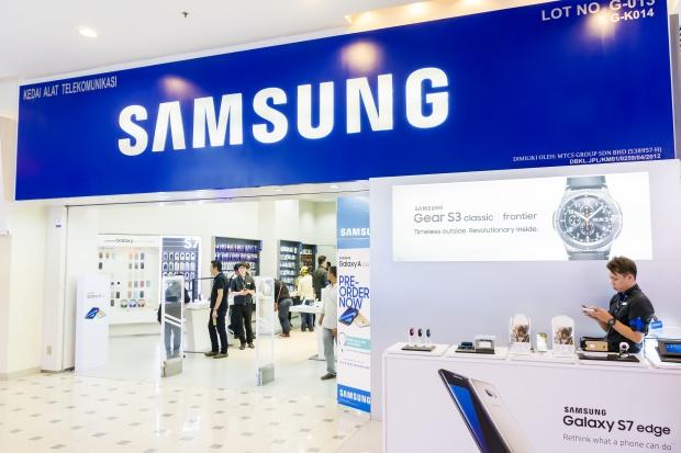 Samsung chwali się wynikami przedsprzedaży Galaxy S8