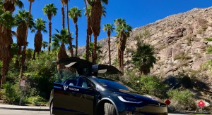 Autonomiczne pojazdy będą potrzebowały nowego rodzaju opon