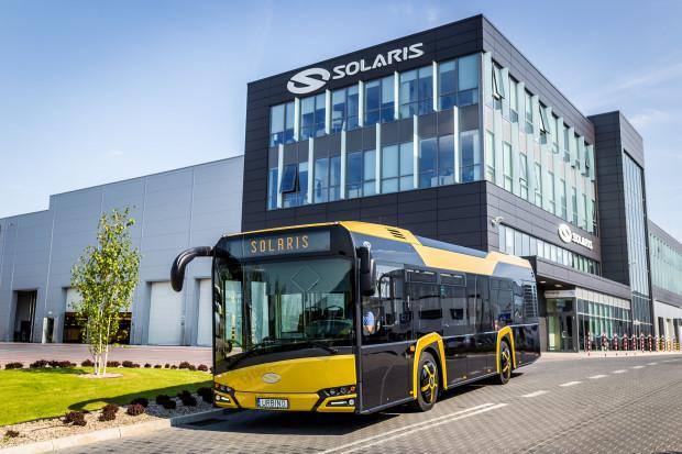 Solaris wyśle 200 autobusów do Belgii