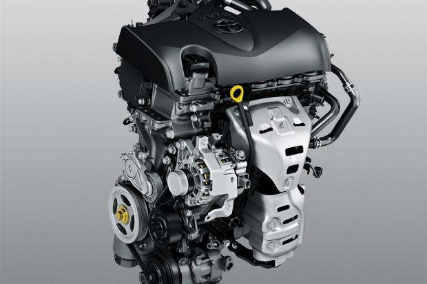 Nowy silnik Toyoty Yaris