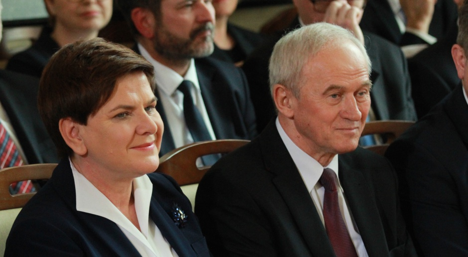 Przegląd rządu: minister Tchórzewski dobrze oceniony