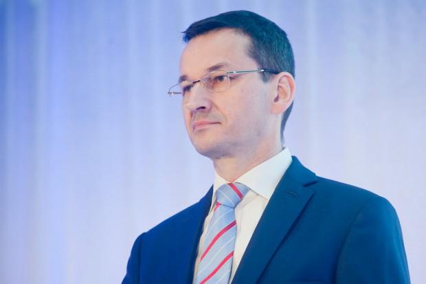 Morawiecki: PKB w I kw. może wzrosnąć o ok. 3 proc.