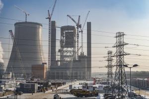 Uniserv-Piecbud blisko zlecenia przy bloku 910 MW w Jaworznie