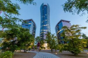 Panattoni w wieżowcu Warsaw Spire