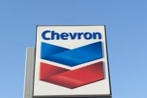 Chevron w 2016 roku na minusie