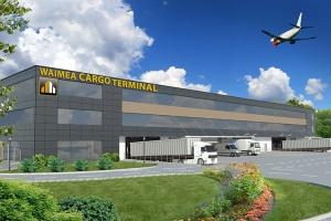 Na lotnisku w Jasionce k. Rzeszowa otwarto terminal cargo