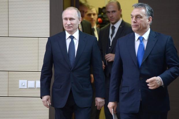 Węgry i Rosja: współpraca gospodarcza z politycznym podtekstem