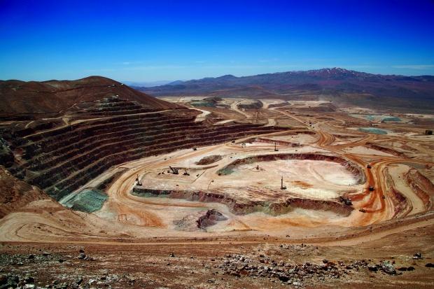 Górnicy z Chile wspierają notowania miedzi w Londynie